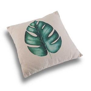 Billede af Pude 100 % polyester (15 x 45 x 45 cm) Grå