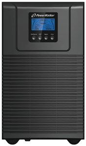 PWALK-0070 UPS, 2000 VA, 4xC13, 0.9 OF, LCD, blac