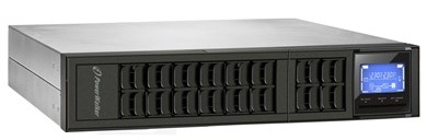PWALK-0081 UPS, 1000 VA, 3xC13, 0.6 OF, LCD, blac