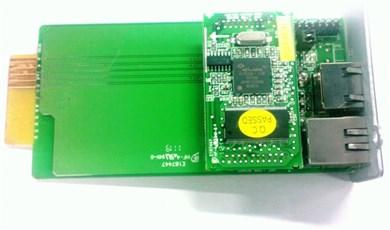 PWALK-0125 NMC/SNMP Card, black