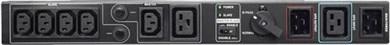 PWALK-0501 MSB/PDU, 19xC13, 1.4kVA, black