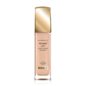 Image of   Flydende makeup foundation Radiant Lift Max Factor 077-golden tan