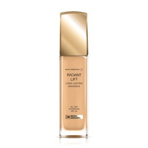 Image of   Flydende makeup foundation Radiant Lift Max Factor 085-warm caramel