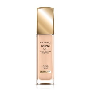 Image of   Flydende makeup foundation Radiant Lift Max Factor 065-rose beige