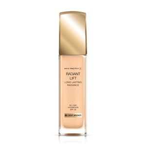 Image of   Flydende makeup foundation Radiant Lift Max Factor 080-deep bronze
