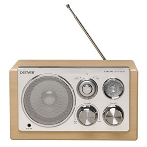 Radio Ljust trä