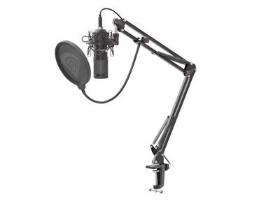 Radium 400 Sort Pc-mikrofon