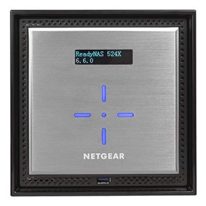 Netgear Ready NAS Network Storage RN524X