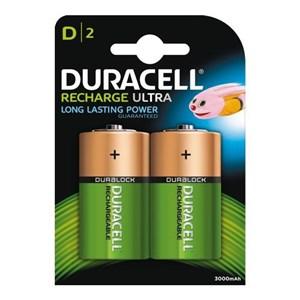 Recharge Ultra D 3000mAh Batterier, 2pk