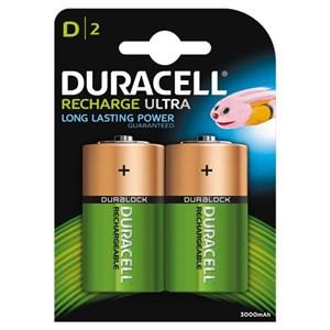 Recharge Ultra D 3000mAh Batteries, 2pk
