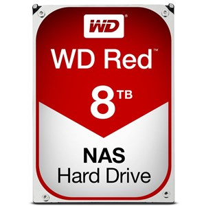 """Image of   Red 3.5"""" 8000 GB Serial ATA III"""