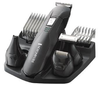 Image of   PG6030 skæg- og hårtrimmer Sort