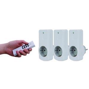 Image of   00834514 strømstik adapter Type F Hvid