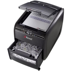 REXEL Rexel shredder Auto+ 60X 4x45mm P3