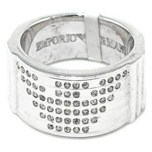 Ring til kvinder Armani EG203250 Sølvfarvet 18
