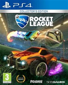 Image of Rocket League - Collectors Edition videospil PlayStation 4 Samlere Engelsk