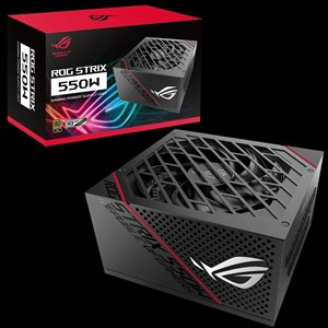 ASUS ROG-STRIX-550G power supply unit 550 W 20+4 pin ATX ATX Black