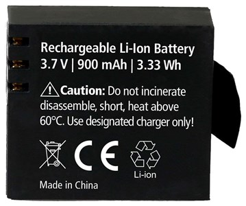 Rollei Rollei Akku Replacement battery AC 372/540
