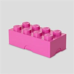 Image of   4023 Frokostbeholder Pink Polypropylen (PP) 1 stk