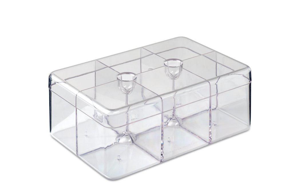 Akryl Box rosti hush. box te akryl rosti mepal opbevaring - skiftselv.dk