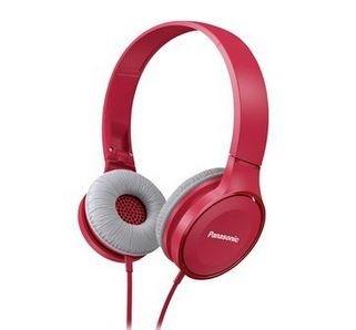 RP-HF100E Hovedtelefoner Headset Pink
