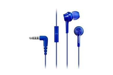 RP-TCM115E Headset I ørerne Blå