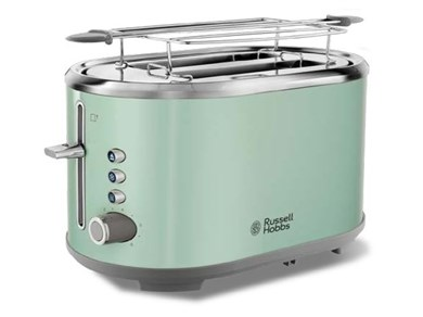Image of   Bubble Soft brødrister 2 skive(r) Grøn 930 W