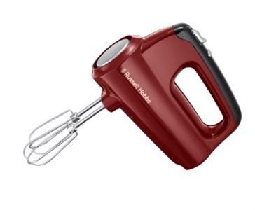 Billede af 24670-56 røremaskine og mikser Håndmixer Rød 350 W