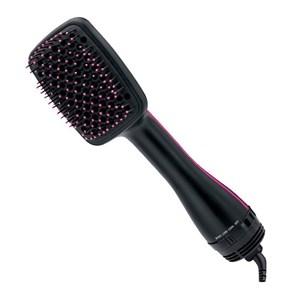 Image of   RVDR5212E hårstyler Varmluftsbørste Varm Sort, Pink 2,5 m 800 W
