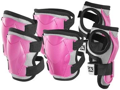 - Safty Set - Pink M (6-9 years )(82-2747-05)