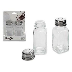 Salt og Peber-sæt Krystal (2 Dele)