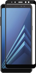 Panzer Samsung Galaxy A6 2018 Full-Fit Glass Black