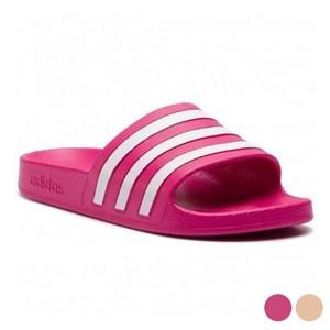 Image of   Sandaler til swimming pools Adidas ADILETTE AQUA Unisex Hvid 43 1/3