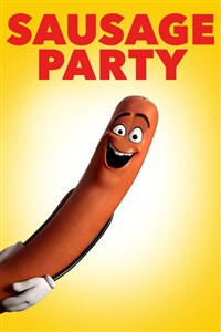 Image of   Sausage Party Blu-ray 2D