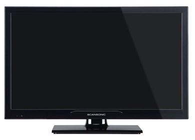 Scansonic 22LEDTSW902S 22 TV med DVD