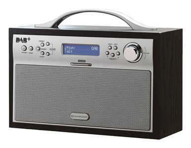Scansonic DA88 DAB+ radio - SORT