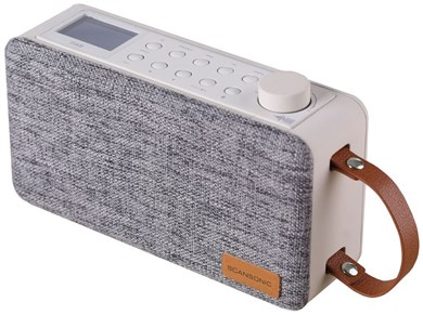Scansonic PA6000 DAB+ radio m. bluetooth