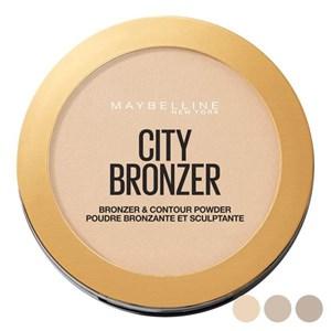 Selvbruner Pulver City Bronzer Maybelline 300-deep cool 8 gr