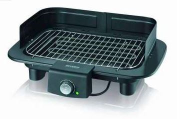 Image of   Elektrisk grill 2300 watt Sort