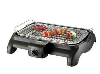 Image of   Bordgrill 2300 watt sort Seve