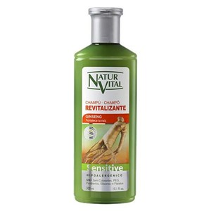 Naturaleza y Vida Shampoo Sensitive Naturaleza y Vida (300 ml)