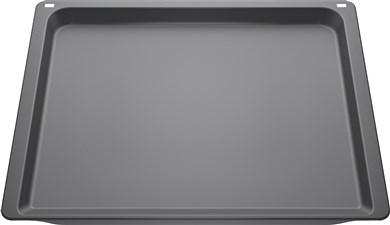 HZ631070 Bageplade, emaljeret, tåler pyrolyse antracit