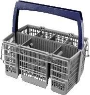 SZ73100 Vario Bestikkurv til opvaskemaskiner