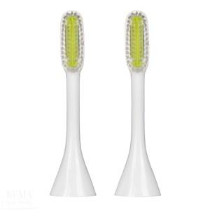 Image of   Silkn Toothwave Tandbørste hoveder. 2 stk Store - extra soft