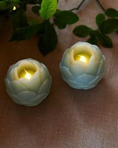 Image of   30070 dekorativ belysning Dekorativ lysfigur Blå 1 Lampe( r) LED
