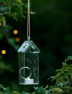 Image of   38010 dekorativ belysning Dekorativ lysfigur Transparent, Hvid 1 Lampe( r) LED