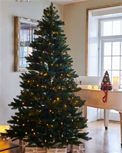 Billede af Anni Juletræ, H2,4m/312L, Grøn
