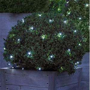 Image of   49135 dekorativ belysning Dekorativ lyskæde Sort 120 Lampe( r) LED