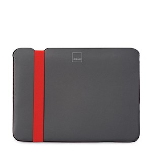 """Image of Skinny taske og etui til notebook 38,1 cm (15"""") Grå, Orange"""
