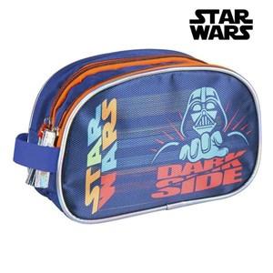 Skoletoilettaske Star Wars Blå